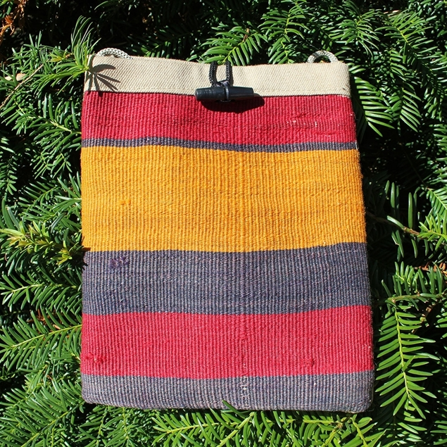 Picture of 20cm x 24cm | Turkish Kilim Bag