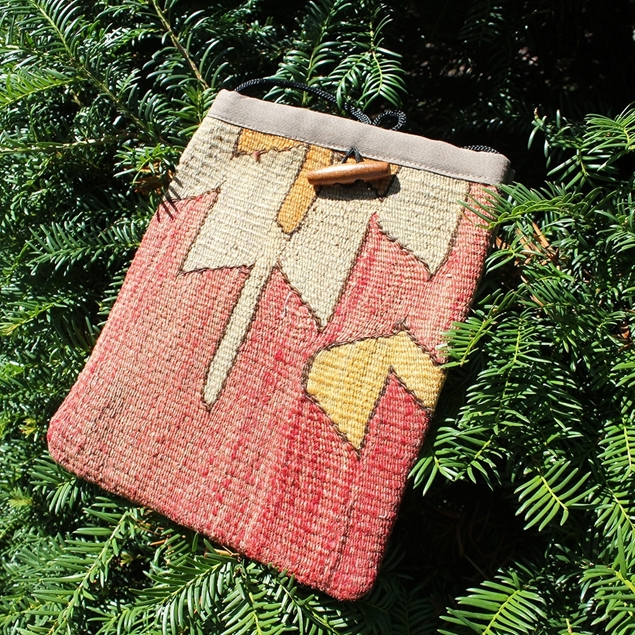 Picture of 21cm x 25cm | Turkish Kilim Bag